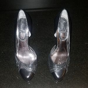 Charles Heels with Accents